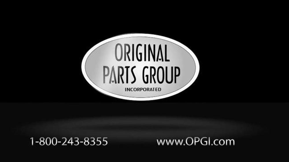 Origenal Parts Group 39