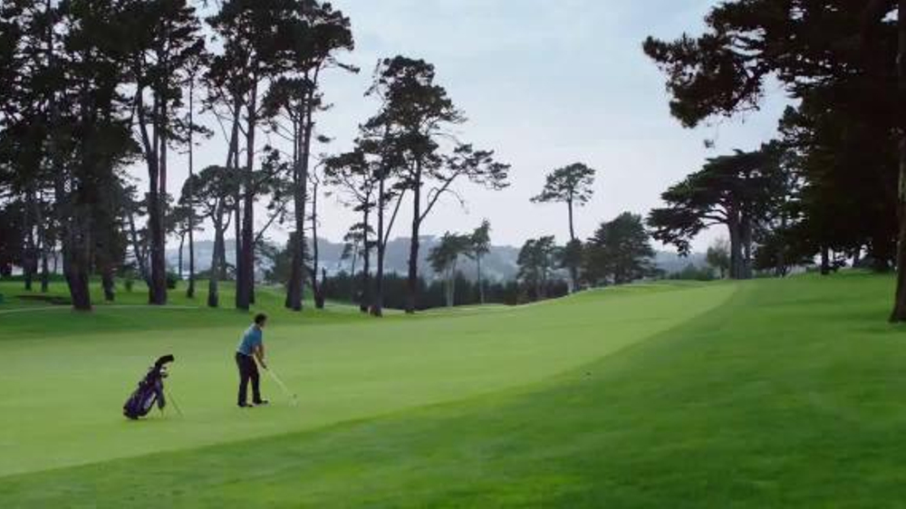 game golf live tv spot 39 make golf better 39. Black Bedroom Furniture Sets. Home Design Ideas