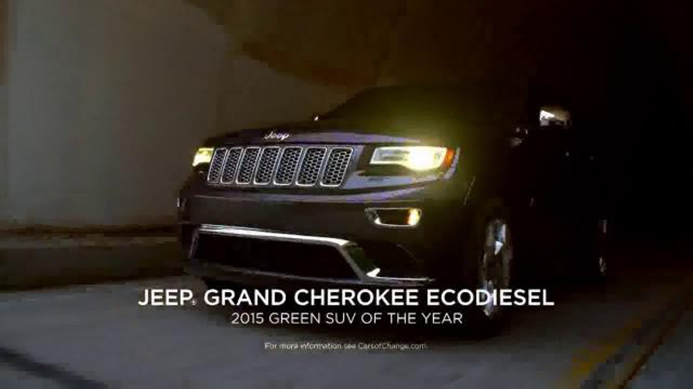 2016 jeep grand cherokee tv spot 39 emerald city 39 song by perry como. Cars Review. Best American Auto & Cars Review