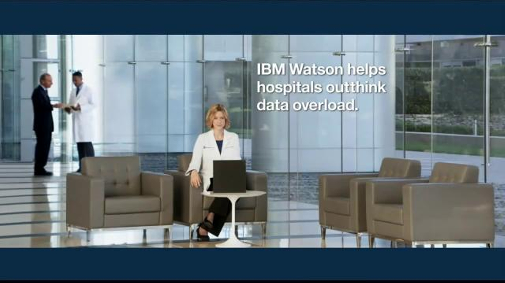 who is the actor in ibm watson commercial download pdf