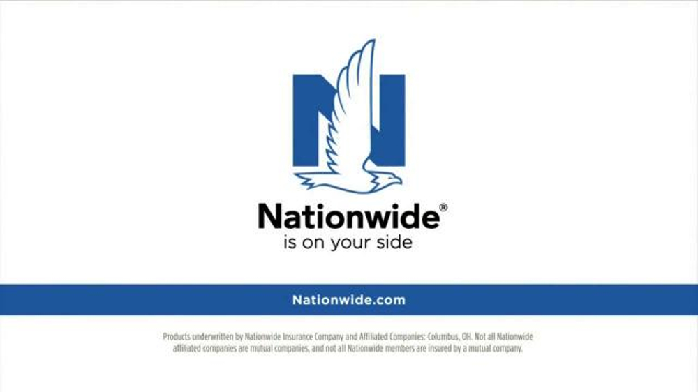 Nationwide Insurance TV Spot, 'One Up' - iSpot.tv