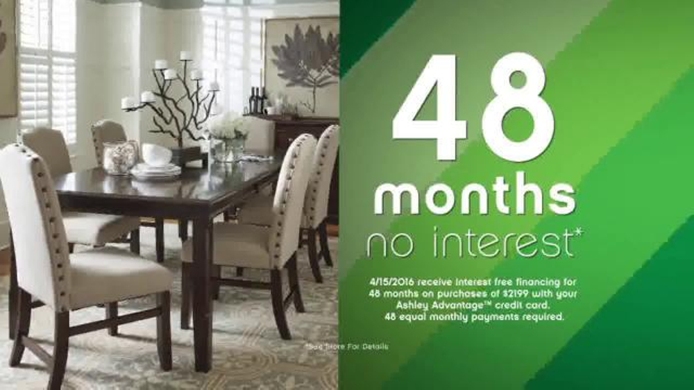 Ashley Furniture Homestore Tv Spot 39 Tax Relief Friday 39