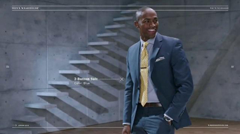 Men's Wearhouse: Tie On a New Look