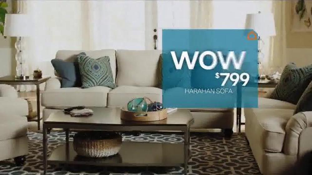 Ashley Furniture Homestore TV Spot New Styles Wow