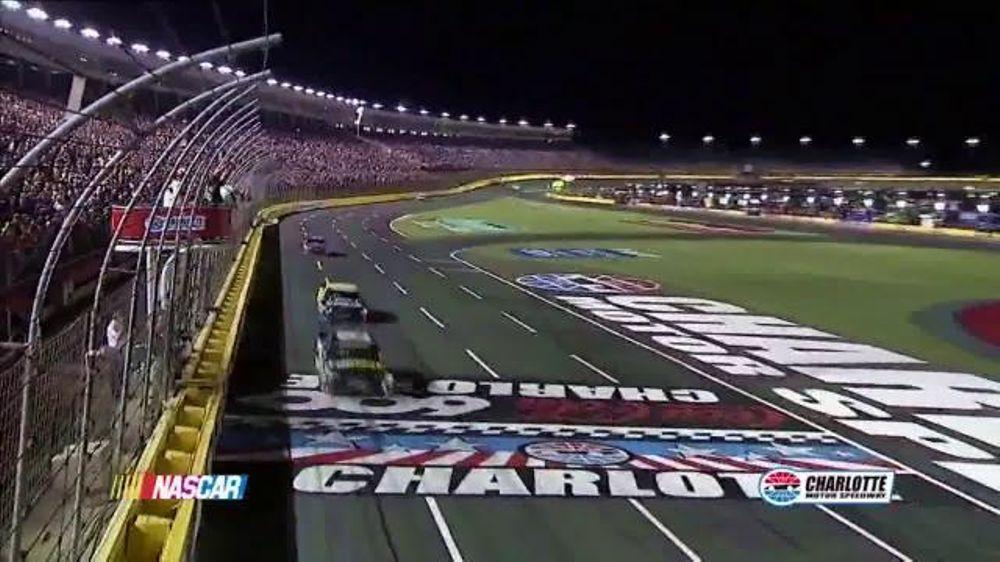Charlotte Motor Speedway Tv Spot 39 Nascar 10 Days Of Thunder 39