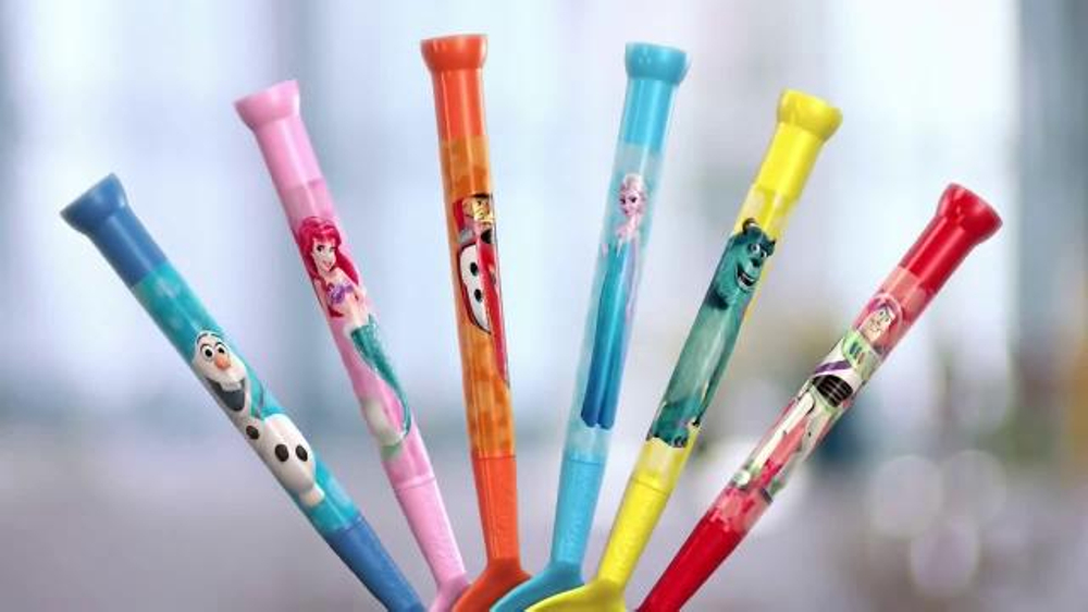 Kellogg's Disney Cereal Spoon Straws