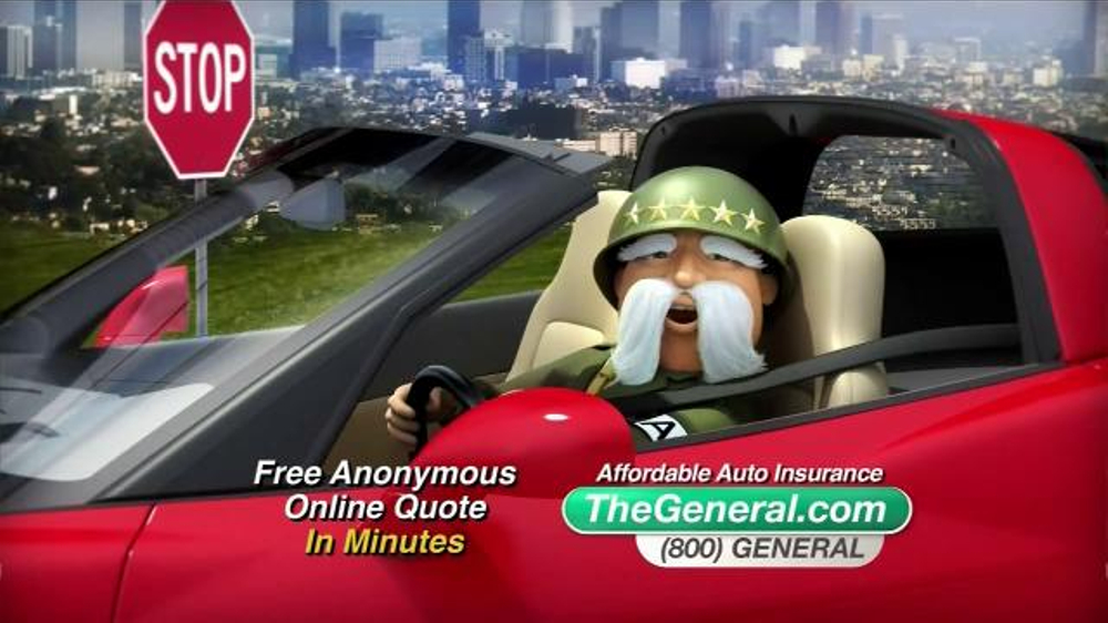 The General Car Insurance: The General TV Spot, 'Batter Up'