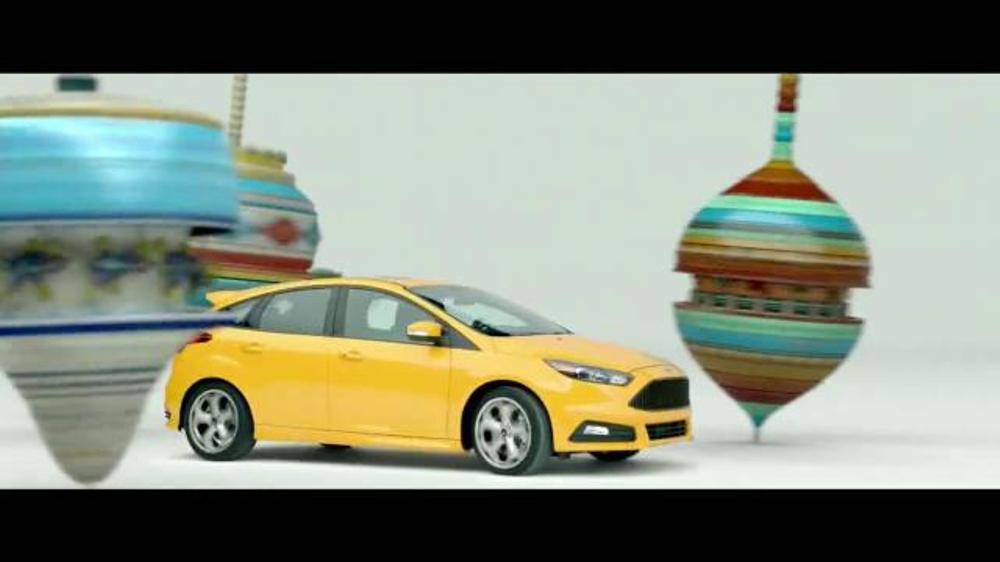 Ford Focus St Tv Spot 39 Bailando Trompos 39 Spanish