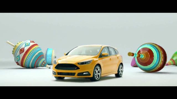 Ford Focus ST TV Spot, 'Bailando trompos' [Spanish]
