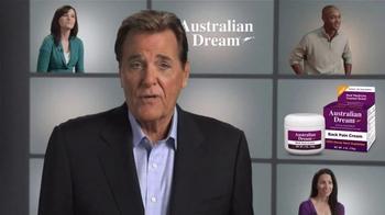 Australian Dream Back Pain Cream TV Spot, 'Real Medicine' Ft. Chuck Woolery