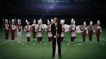 Capital One: Marching Band: Samuel L. Jackson