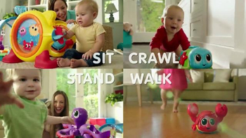 Little Tikes: Crawl, Stand, Dunk & Catch