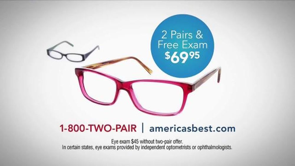 1 800 2 pairs of glasses