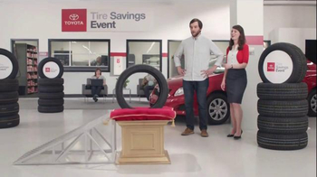 Toyota: Tire Savings Event: It's Special National