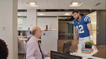 TD Ameritrade: Andrew Luck Tries to Help With Your Portfolio