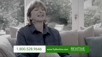 Revitive Circulation Booster TV Spot, 'Muscle Stimulation'