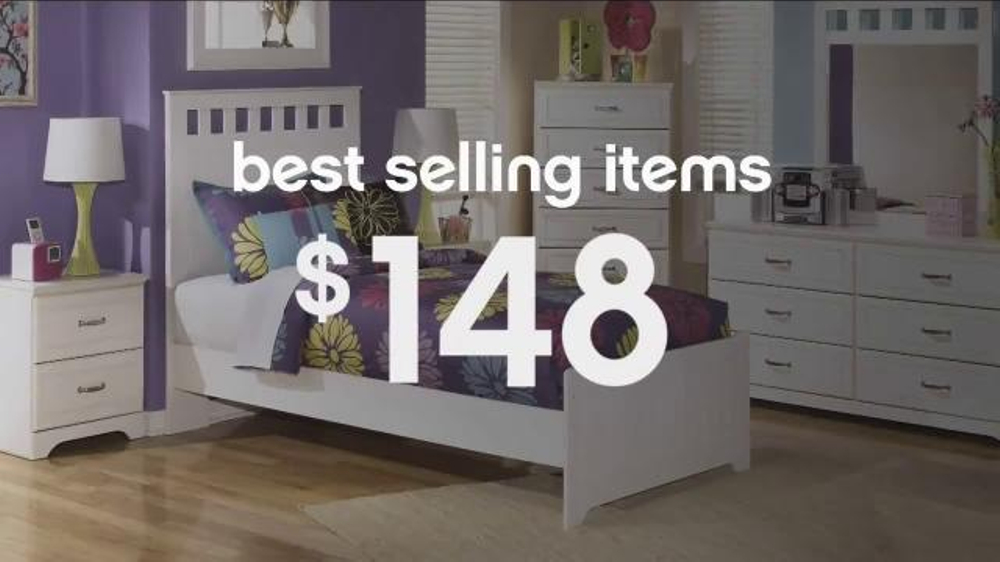Ashley Furniture Homestore TV Spot Best Selling Items