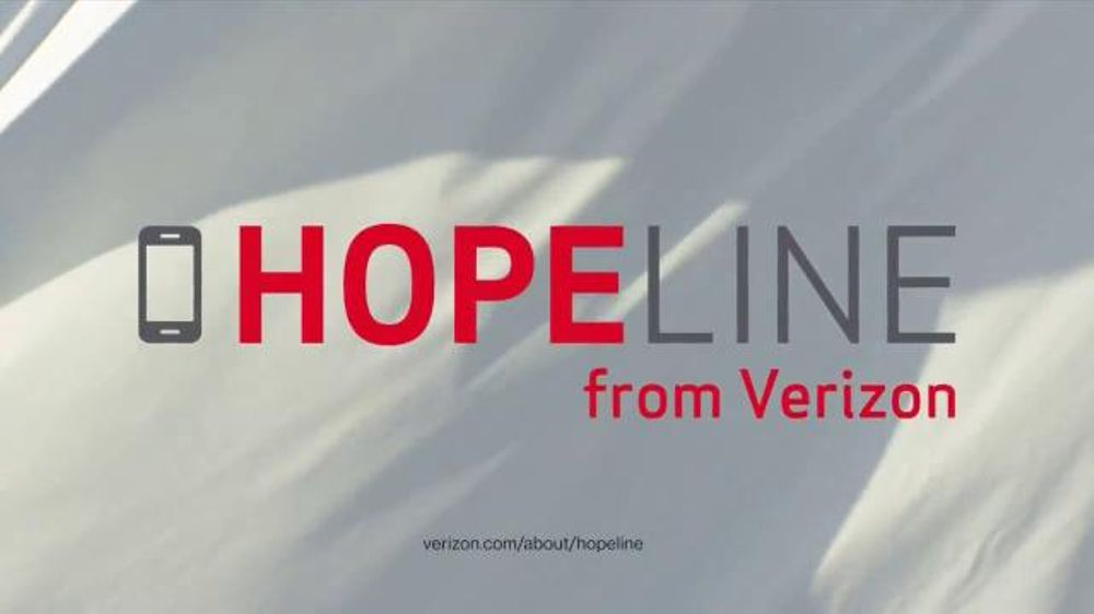 Verizon Hopeline