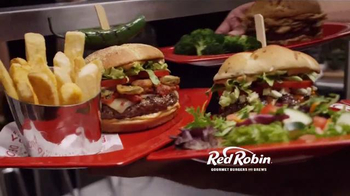 Red Robin: Wave the White Napkin