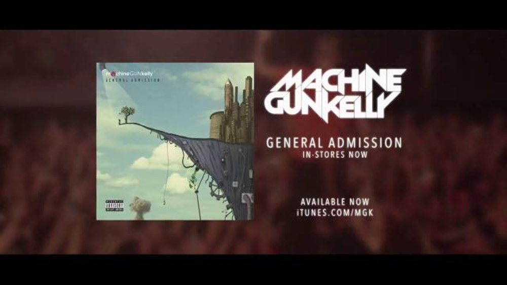 machine gun general admission