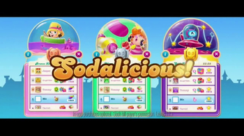 Candy Crush Soda Saga: Leaderboards