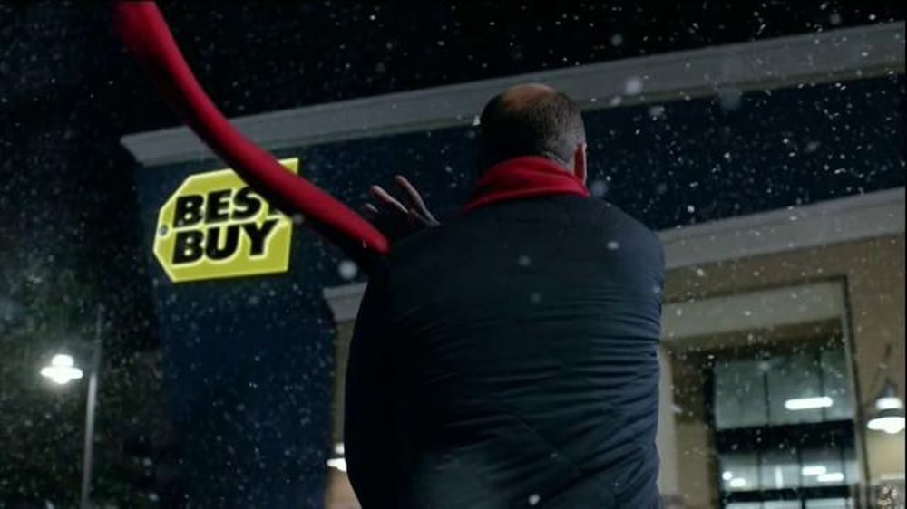 Best Buy TV Spot, 'Win the Holidays at Best Buy: Steve