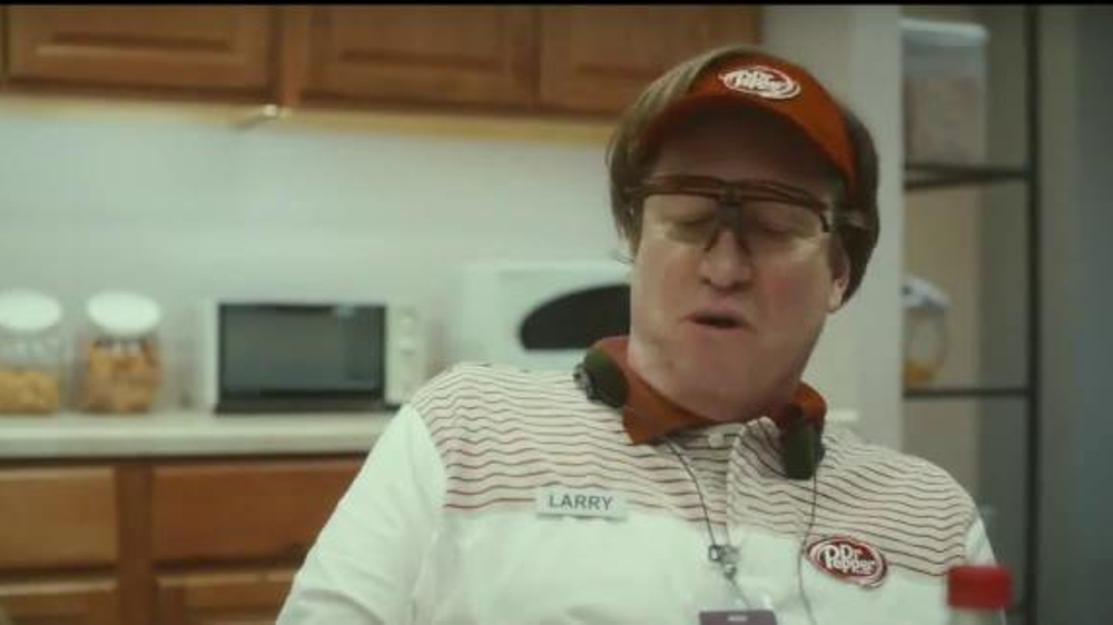 Dr Pepper TV Commercial, 'College Football: New Year's Eve' Feat. Jesse Palmer - iSpot.tv