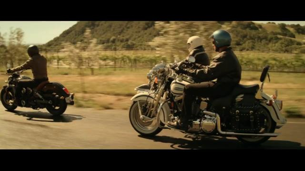 Geico Motorcycle Tv Commercial Road Paint Song By Zz