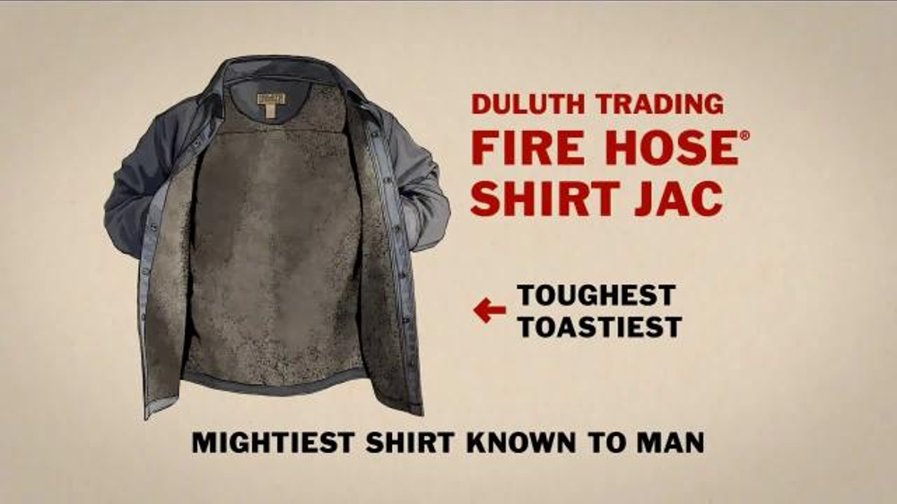 duluth trading fire hose shirt jac tv commercial 39 mixer