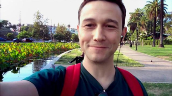 LG Mobile: In-Between Moments: Joseph Gordon-Levitt
