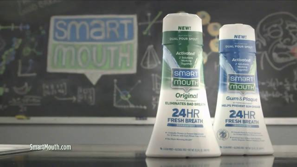 Smart Mouth Gum 30