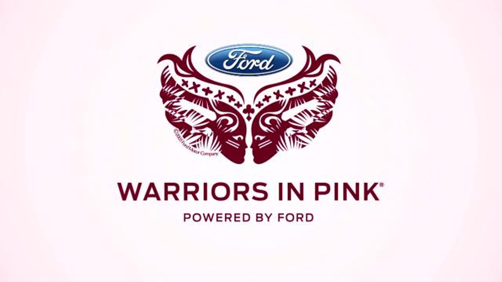 ford warriors in pink tv spot 39 scorpion 39 featuring. Cars Review. Best American Auto & Cars Review