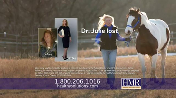 HMR Healthy Solutions at Home TV Spot, 'What's Your Story?'