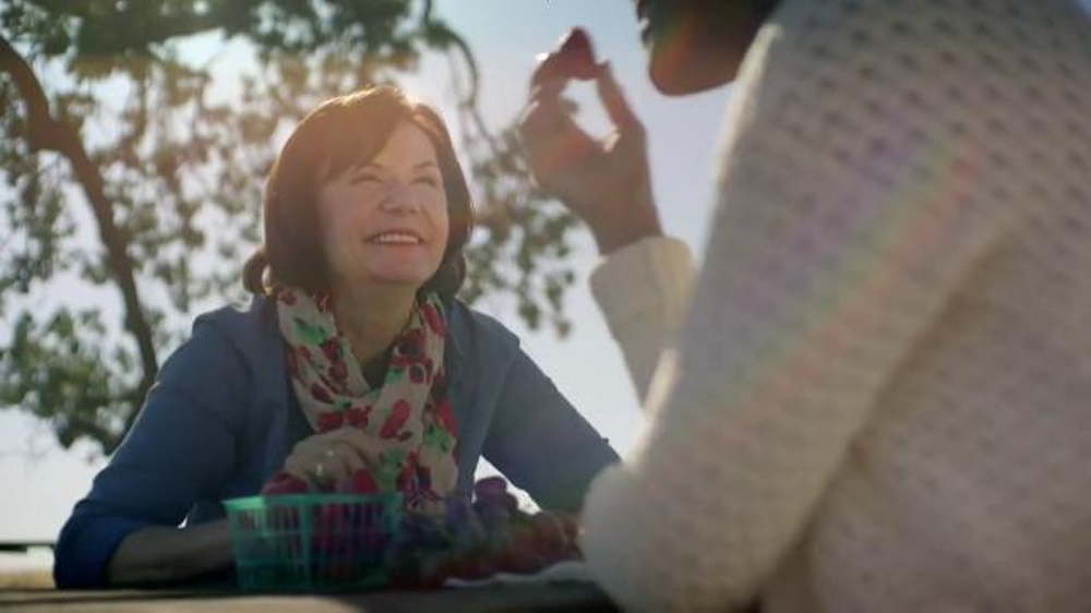 claudine from chantix commercial