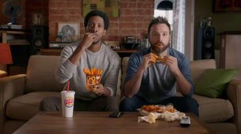 Burger King Buffalo Chicken Fries TV Spot, 'Messy Hands' Song by Paula Cole