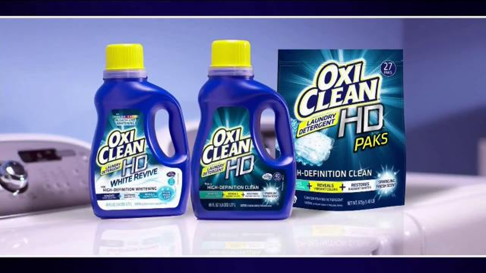 Oxiclean Laundry Detergent Hd Tv Commercial Remove Tough