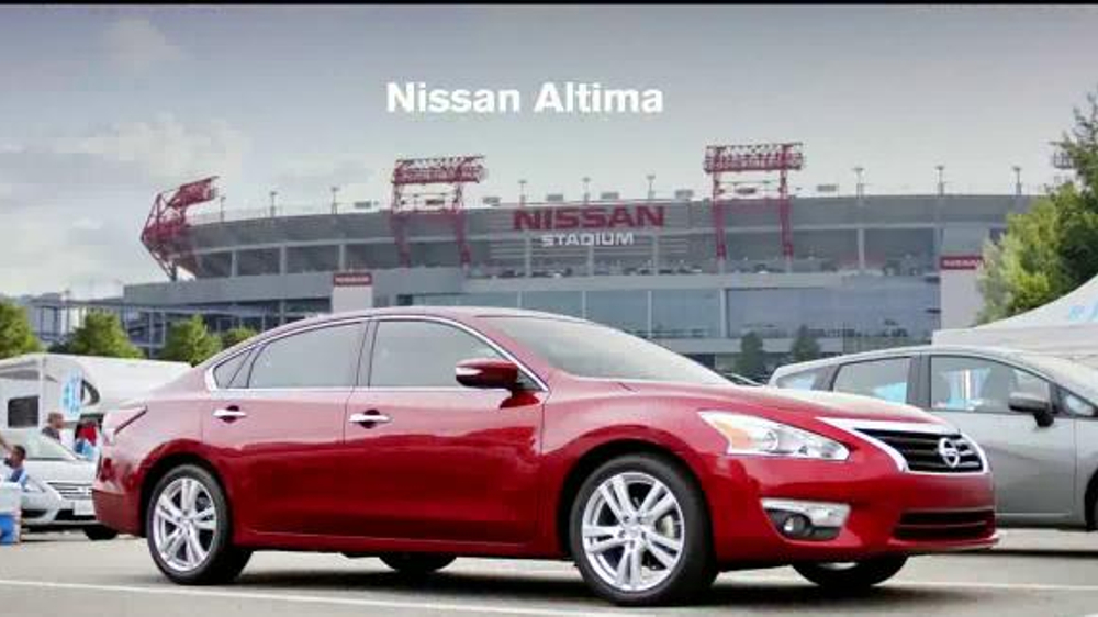 girl in altima nissan commercial   newhairstylesformen2014