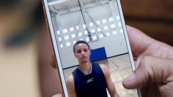Apple iPhone: Half Court: Stephen Curry
