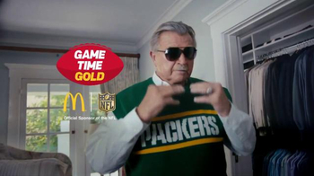 McDonald's: Ditka's New Team: Mike Ditka