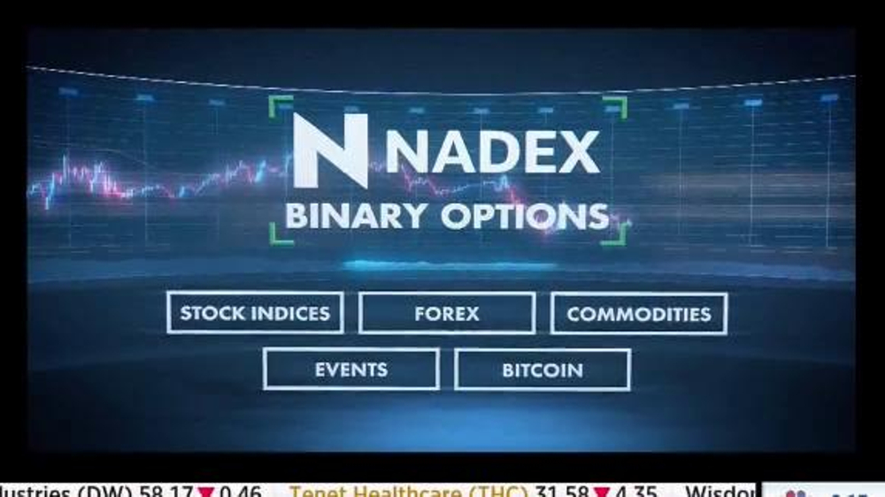 Trading binary options nadex