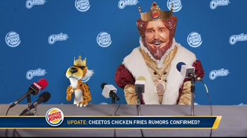 Burger King: Announcement