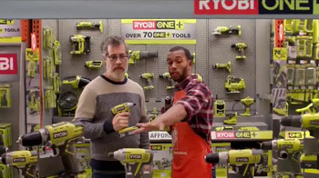 The Home Depot: Gift Idea: Ryobi Power Tools
