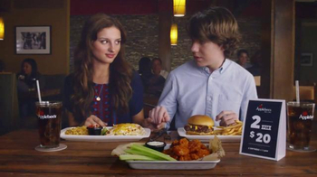 Applebee's: First Date