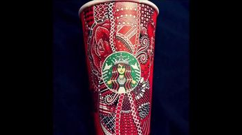 Starbucks: Red Cup Decor