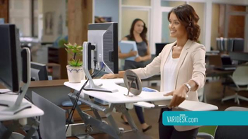 Varidesk: Relief While You Work