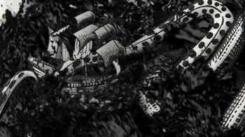 The Kraken Black Spiced Rum TV Spot, 'Black Ink'