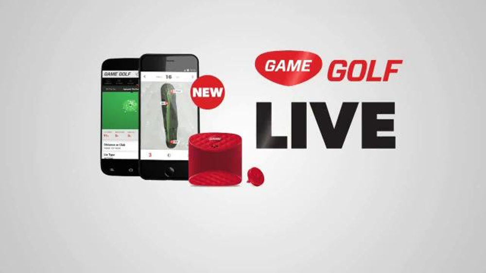 game golf live tv spot 39 dial it in 39. Black Bedroom Furniture Sets. Home Design Ideas