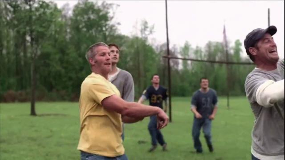 wrangler jeans analysis with brett farve Brett favre's new wrangler commercial 15 posted by eric j thompson on nov 18, 2009 funnyordiecom ok maybe not, but this video for wrangler really tiny jean.