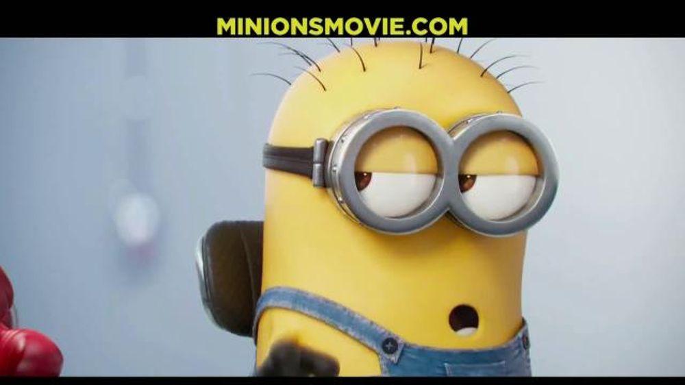 Minions mini movie the competition tv spot - Despicable me xfinity ...