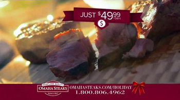 Omaha Steaks Favorite Gift Package TV Spot, 'Gift For Someone Special'
